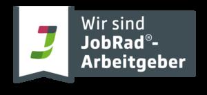 Wir sind JobRad Arbeitgeber